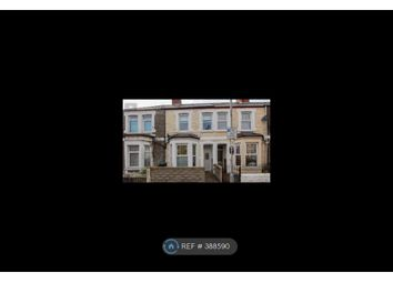 Thumbnail 3 bed terraced house to rent in Alfred Street, Cardiff