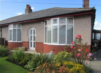 Thumbnail 2 bed bungalow for sale in Lytham Road, Preston