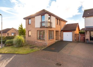 Thumbnail 4 bed detached house for sale in Burnbank Grove, Straiton, Loanhead