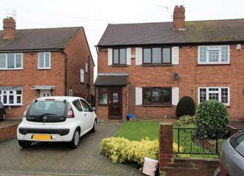 Thumbnail 3 bed semi-detached house to rent in Rochester Road, Gravesend