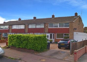 Thumbnail 3 bed end terrace house to rent in Kimble Drive, Bedford