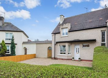 Thumbnail 3 bedroom semi-detached house for sale in 31 Craggan Drive, Glasgow
