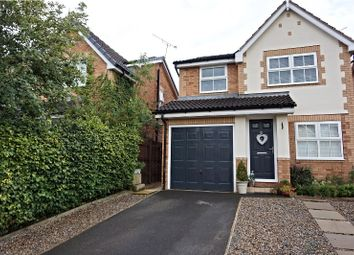 Thumbnail 3 bed detached house for sale in Burns Way, Harrogate