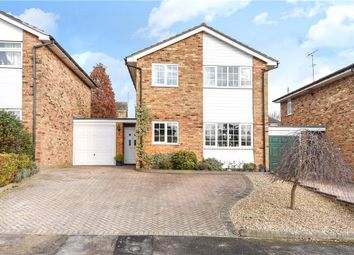 Thumbnail 3 bedroom link-detached house for sale in The Spinney, Finchampstead, Wokingham