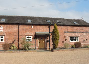 Thumbnail 4 bed barn conversion to rent in Whitgreave, Stafford