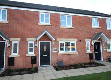 Thumbnail 2 bedroom terraced house for sale in Poachers Way, Terrington St Clement, King's Lynn