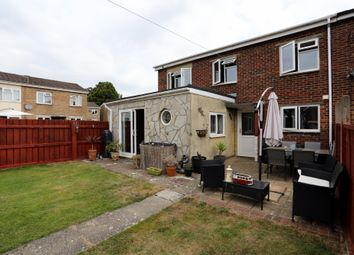 Thumbnail 3 bed semi-detached house for sale in Shannon Close, Fareham