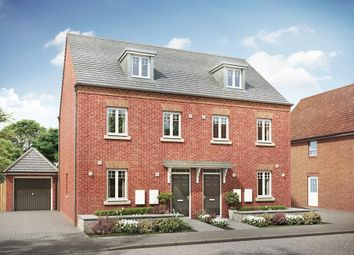 "Thumbnail 3 bedroom semi-detached house for sale in ""Nugent"" at Marden Road, Staplehurst, Tonbridge"