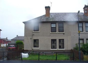 Thumbnail 2 bed flat to rent in Gardiner Place, Newtongrange, Dalkeith