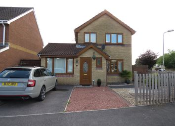 Thumbnail 3 bed detached house for sale in Rowans Lane, Bryncethin, Bridgend