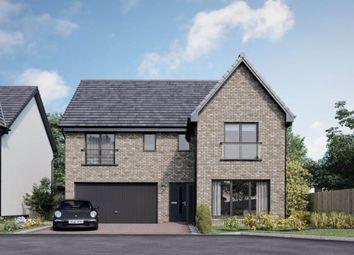 "Thumbnail 5 bedroom detached house for sale in ""Mackintosh Garden Room"" at Mid Calder, Livingston"