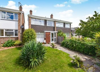 Thumbnail 3 bed semi-detached house for sale in Chelwood Drive, Taunton