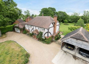 Thumbnail 4 bed detached house for sale in Rickmans Lane, Plaistow, Billingshurst