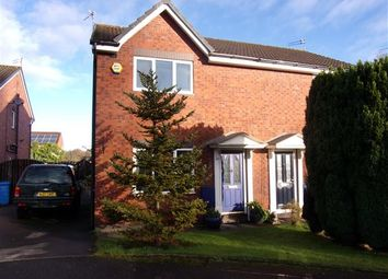 Thumbnail 3 bed semi-detached house for sale in Haslington Road, Wythenshawe, Manchester