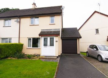 3 bed semi-detached house to rent in Oaktree Park, Sticklepath, Okehampton EX20