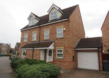 Thumbnail 3 bed property to rent in Fewston Way, Doncaster