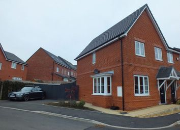 Thumbnail 3 bed semi-detached house for sale in Fernilee Close, Sandyford, Stoke-On-Trent