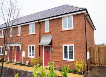 Thumbnail 3 bed terraced house for sale in Teasel Way, Carterton