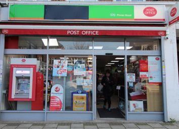 Thumbnail Retail premises for sale in 370, Pinner Road, Harrow