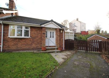 Thumbnail 2 bed bungalow for sale in Slant Close, Glossop