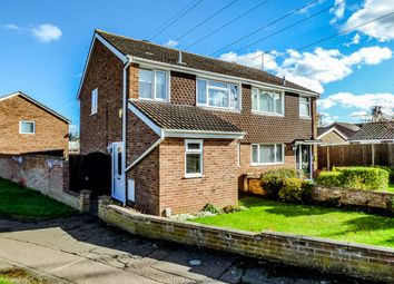 Thumbnail 3 bed semi-detached house for sale in Otter Walk, Bedford