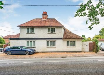 Thumbnail 2 bed semi-detached house for sale in Sunny Avenue, Crawley Down, West Sussex