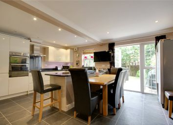 Thumbnail 4 bed end terrace house for sale in Meadow View, Chertsey, Surrey
