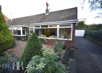 Thumbnail 2 bed semi-detached bungalow for sale in Wigan Road, Clayton-Le-Woods, Chorley