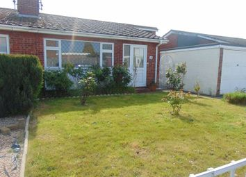 Thumbnail 2 bed semi-detached bungalow to rent in Martinsdale, Clacton-On-Sea