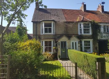 Thumbnail 3 bed end terrace house for sale in Leighton Road, Wingrave, Aylesbury