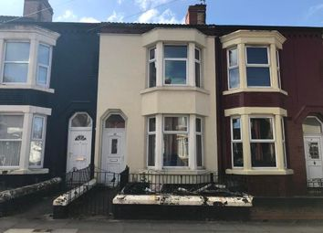 Thumbnail 3 bed terraced house for sale in 32 Gonville Road, Bootle, Merseyside