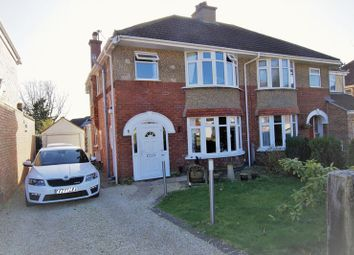 Thumbnail 3 bed semi-detached house for sale in Fitzroy Road, Swindon