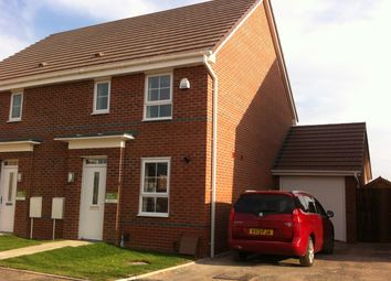 Thumbnail 3 bed semi-detached house to rent in Daisy Close, Coventry