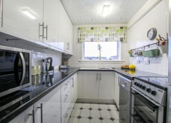 Thumbnail 2 bed flat for sale in Bunbury Terrace, Glasgow