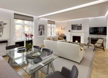 Thumbnail 3 bed flat to rent in North Audley Street, London