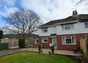 Thumbnail 3 bed semi-detached house for sale in Crescent Road, Colwall, Malvern