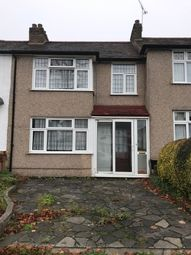 Thumbnail 3 bed terraced house to rent in Mawney Road, Romford