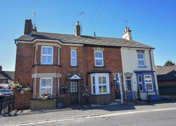 Thumbnail 2 bedroom terraced house for sale in Stewkley Road, Wing, Leighton Buzzard