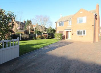 4 bed detached house for sale in Station Road, Rawcliffe, Goole DN14