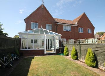 Thumbnail 3 bed end terrace house to rent in Burrell Close, Aylesbury