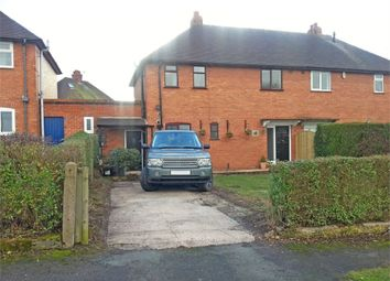 Thumbnail 3 bed semi-detached house for sale in Lowe Avenue, Congleton, Cheshire