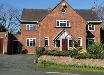 Thumbnail 3 bed detached house for sale in Fayre Oaks Green, Hereford