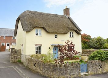 Thumbnail 3 bed cottage for sale in Manor Farm Close, Maiden Newton