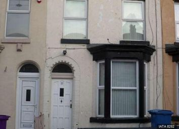 Thumbnail 2 bedroom terraced house to rent in Mansell Road, Liverpool