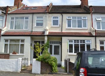 Thumbnail 4 bed flat to rent in Cromer, Tooting, London