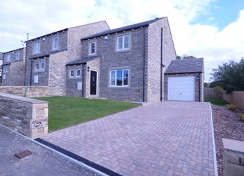 Thumbnail 4 bed semi-detached house to rent in Daisy Hill, Silsden, Keighley