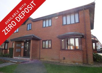 Thumbnail 1 bed flat to rent in Nunnery Avenue, Rothwell, Kettering