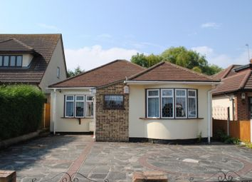 Thumbnail 3 bedroom bungalow to rent in Cotswold Road, Harold Wood, Romford
