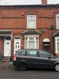 2 bed terraced house for sale in Golden Hillock Road, Sparkbrook, Birmingham B11