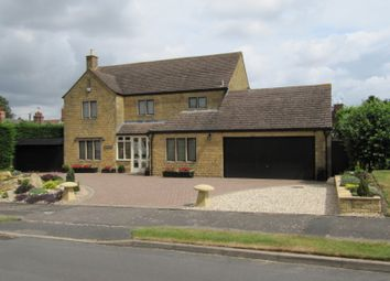 Thumbnail 4 bed detached house for sale in Ballards Close, Mickleton